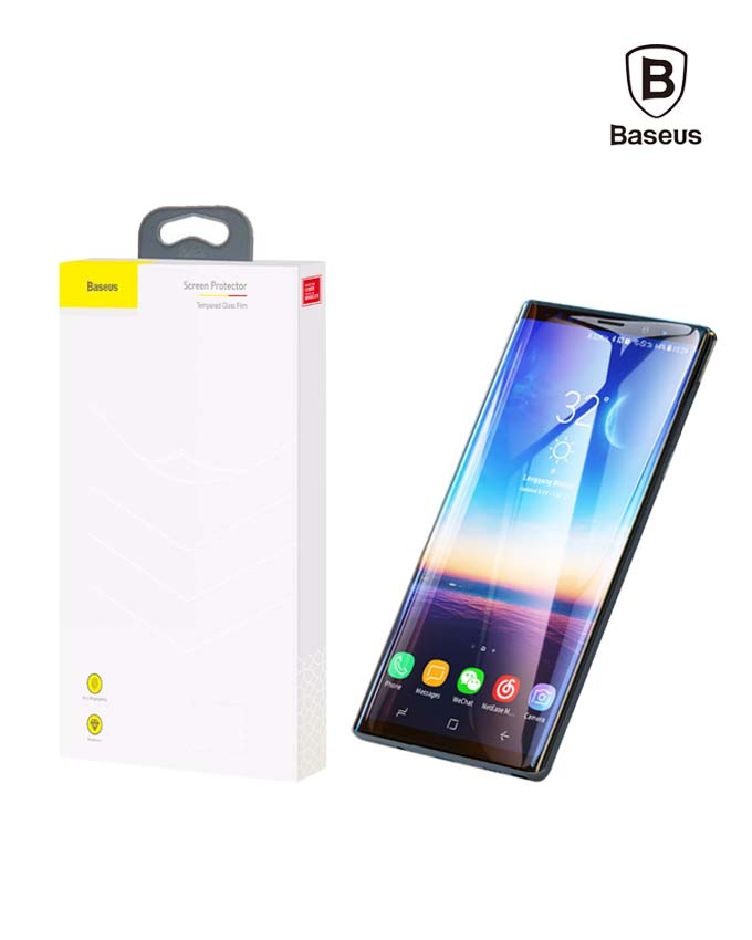 Baseus Screen Protector Full-Glass Tempererd Glass Film 0.3mm (SGSANOTE9-01)