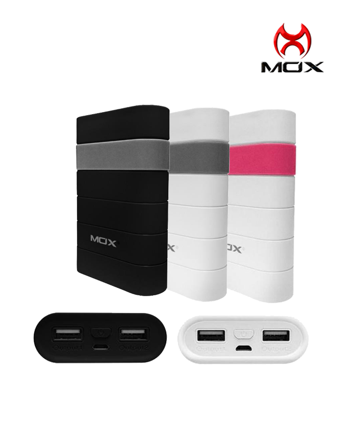MOX MO-P781 Power Bank - 7800mAh