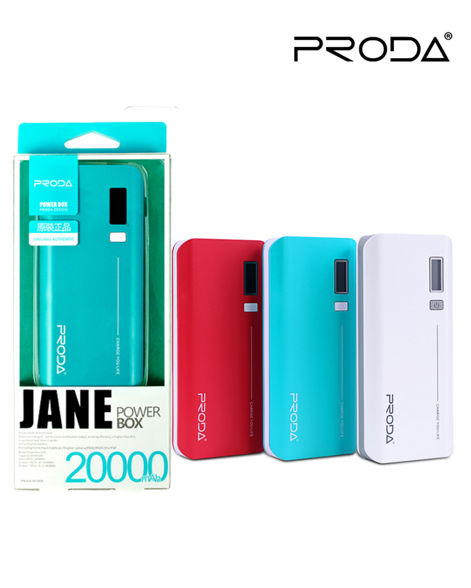 Proda V10i Jane Series Power Box 20000mAh Power Bank