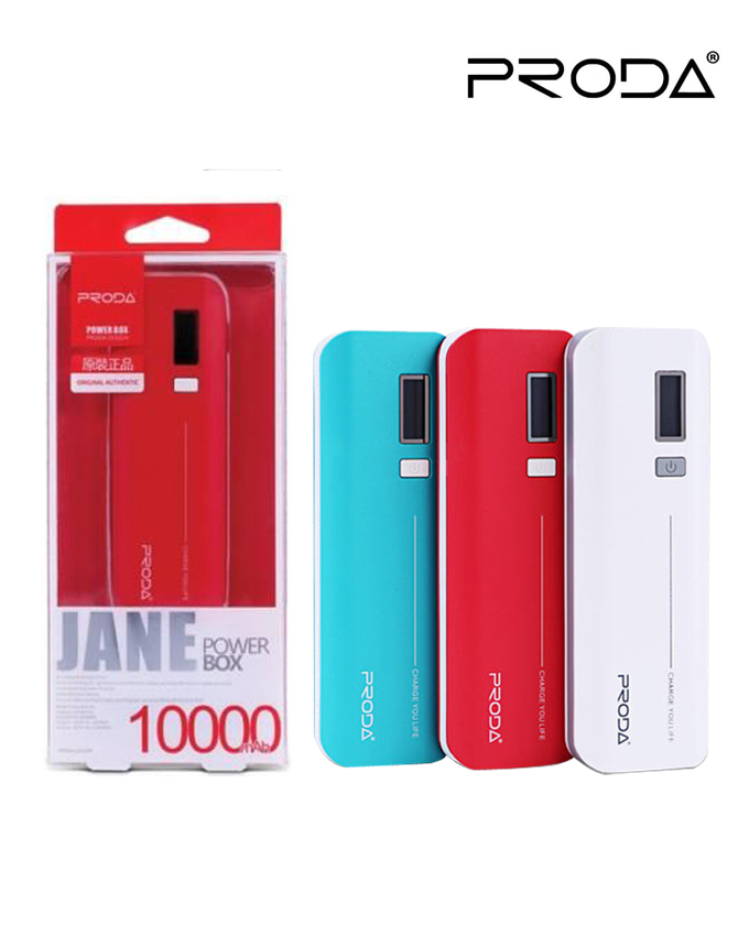 Proda V6i JANE Series PowerBox 10000mAh Power Bank