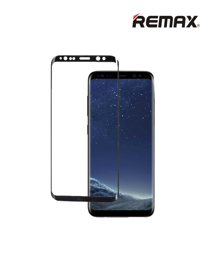 Remax Crystal Tempered Glass - Samsung Galaxy S8 Plus