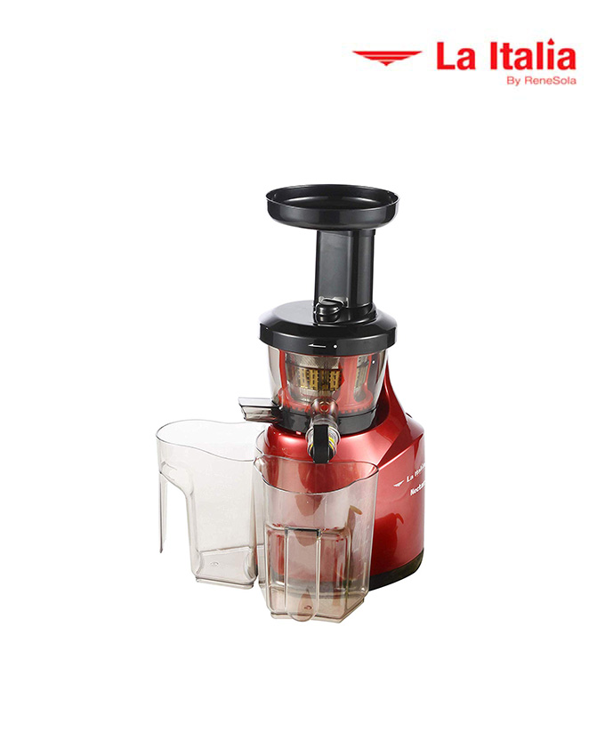 La Italia By Renesola Nectar Cold Press Slow Juicer